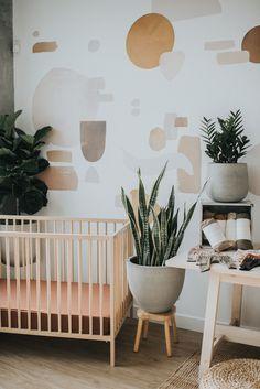 Cute Home Decor Boho nursery wall decor.Cute Home Decor Boho nursery wall decor Boho Nursery, Nursery Wall Decor, Nursery Neutral, Nursery Design, Nursery Room, Room Decor, Plants In Nursery, Nautical Nursery, Nursery Ideas