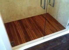 ipe bathroom floor - Google Search Spartan Trailer, Bathroom Flooring, Google Search, Kitchen, Home, Cooking, Kitchens, Ad Home, Homes