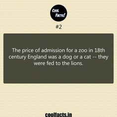 England history facts.