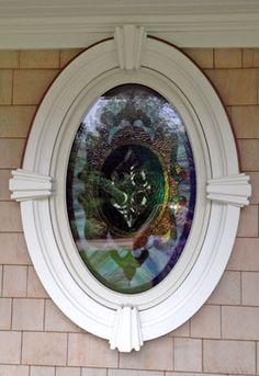 Beautiful handmade custom windows