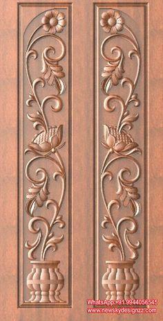 Wooden door design carved wood 37 Ideas for 2019 Wooden Front Door Design, Wooden Double Doors, Double Door Design, Wood Front Doors, Wooden Doors, Room Door Design, Entrance Design, House Main Door, House Front