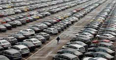 Đề xuất biến sông Kim Ngưu thành bãi đỗ xe