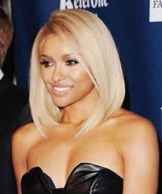 New Blonde Kat Graham
