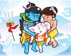 Lord Shiva on Behance Ganesha Drawing, Lord Ganesha Paintings, Lord Shiva Painting, Ganesha Art, Rudra Shiva, Mahakal Shiva, Shiva Art, Krishna Art, Lord Shiva Pics