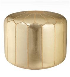 target gold stool - Google Search