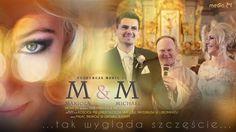 teledysk ślubny Mariola&Michael www.media-24.pl #ślub #wedding #wesele #film #ślubny #teledysk #media-24 #Brunów #Pałac