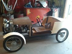 Front engined CycleKart