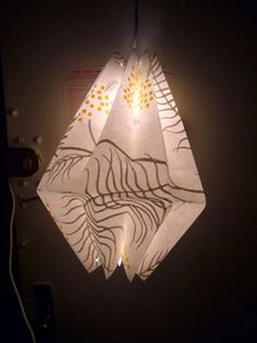 unique lanterns decorate | make handmade, crochet, craft