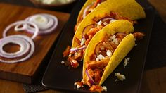 We've got five good reasons to have tacos for dinner tonight. (Not that you needed a reason.)