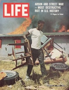 watts riot on life cover