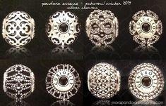 Pandora Essence Autumn 2014 - Silver Charms