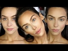 NEW Carli Bybel 'How I Highlight & Contour' Video! #makeup #howto - bellashoot.com