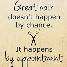 Hair appointment openings for this week Thurs-Sat Call Chroma salon @ (704) 896-2889 to schedule yours today!