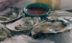 OYSTERS ON THE HALF SHELL WITH SRIRACHA MIGNONETTE RECIPE