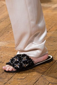 Lanvin, Spring 2017 - These Paris Runway Shoes Are Wild - Photos