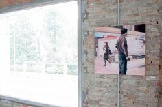 Jay Bower - Exhibition view 2, Clinica Urbana, Treviso - Italy Treviso Italy, Jay, Polaroid Film