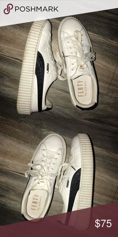 046d4a9a433a Fenty Puma Creepers authentic rihanna fenty x puma creepers size 10 in men    11 in