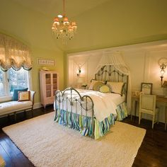 Traditional Bedroom Photos Teenage Girl's Bathroom Design, Pictures, Remodel, Decor and Ideas