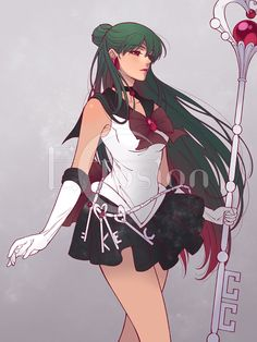 Sailor Pluto | SO MANY FEELS