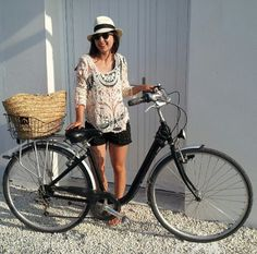cycle chic! | Shared from http://hikebike.net