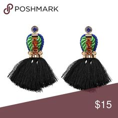 Bohemian tassel multicolor Earrings 2/$22 Bohemian tassel multicolor Earrings 2/$22    Brand NEW ✨ Price is FIRM unless bundled with other products from my closet Bundle from my closet to get discounts, GIFTS, and one shipping fee. Jewelry Earrings