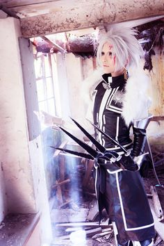 YU(幽) Allen Walker Cosplay Photo - Cure WorldCosplay