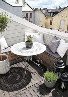1000 images about terraza on pinterest pintura google - Decoracion terrazas pequenas ...