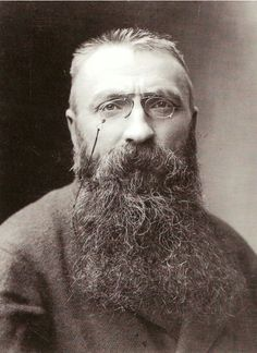 Auguste Rodin, French sculptor