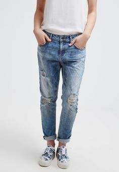 LTB - MIKA - Jeans Relaxed Fit - leoda wash
