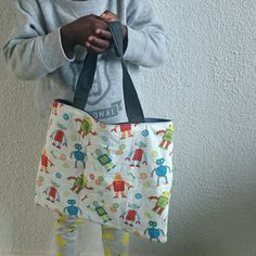 Schooltas Reusable Tote Bags