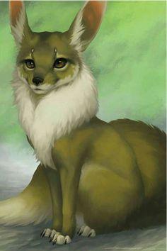 Eevee? It looks very realistic.