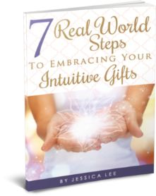 Want to dive deeper into your intuitive or mediumship journey – but feeling afraid or overwhelmed? Start here. It's free. I'm Jessica Lee, a heart-centered psychic medium celebrating 16 amazing years working in this field. But the truth is, there were SO many times when I felt overwhelmed, scared, and wanted to quit. How often? …