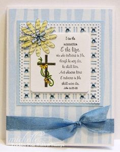Prickley Pear Rubber Stamps: Lg Cross With Black Eyed Susans, Flowers Clearly Beautiful Stamp Set, Flowers Die