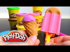 Play Doh Ice cream cupcakes playset playdough by Unboxingsurpriseegg  Download video: http://www.getlinkyoutube.com/watch?v=7OHMqdMpsj8