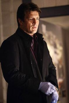 Richard Castle. Greatest man in the NYPD.... or with the NYPD.