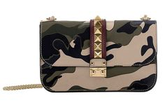 Valentino debuts cool camouflage accessories (Cue the squeals of joy!)