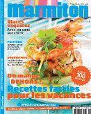 Marmiton Magazine creme glacée