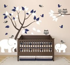 Simple baby boy nursery room design ideas (8)