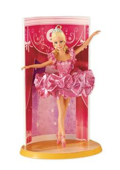 2013 Barbie Prima Ballerina Carlton OrnamentAvail AUG