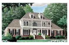 french colonial house plans Palmetto Design French Acadian