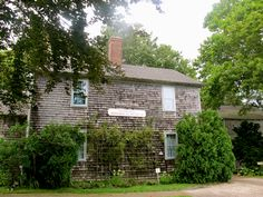 The Woods Hole Historical Society