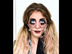This is my Ventriloquist Dummy Makeup Tutorial! I made this more creepy than pretty ! I hope you like it and please remember to subscribe , like, and comment! Thank you! #ventriloquist #dummy #doll #puppet #halloween #new #2014 #trends #trending #trend #idea #ideas #costume #make #up #makeup #tutorial #how #to #howto #creepy #scary #freaky #fast #easy