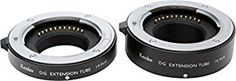 Kenko 10+16mm Extension Tube Set for Micro 4/3: Amazon.co.uk: Camera & Photo