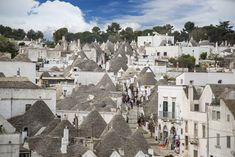 Alberobello is one of the most beautiiful small towns in the world. 12 Most Beautiful Small Towns from Around the World Emily Davies-RobinsonAUGUST 22, 2016By Emily Davies-Robinson Famous for its trulli, or limestone dwellings, this popular tourist town has absolutely stunning architecture to complement the natural beauty of the Puglia region. The town's whitewashed limestone structures are so iconic that they've been preserved as a UNESCO World Heritage Site
