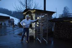 Strengthening a community's spirit by baking bread? Baker Clemens Walch in Lech Zürs knows how. Holiday Resort, Way Of Life, Bradley Mountain, Alps, Spirit, Community, Bread, Baking, Landscape