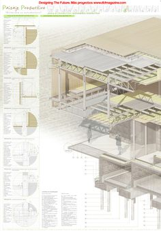 PFC Seleccionado | DTF Magazine |Revista de arquitectura y PFC'S  Borja Fernández Flórez U. Francisco Vitoria - 201