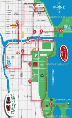 the magnificent mile 8 blocks of shopping & restaurants - N ...