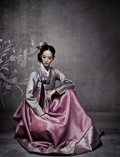 Korean Traditional Dress, 한복 by 뿡빵이, via Flickr
