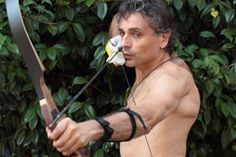 A recurve bow is designed to curve away from the shooter when drawn, which results in faster arrows and forceful shots. Making a recurve bow is an art that requires patience and the right technique.