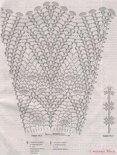 Todos los diseños, gráficos y patrones de armado publicados aquí son sacados desde la web; espero que disfruten de éste, el Arte del Tejer. ...